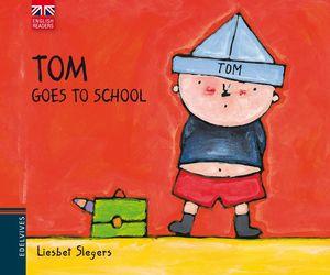 TOM GOES TO SCHOOL