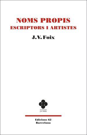 NOMS PROPIS: ESCRIPTORS I ARTISTES