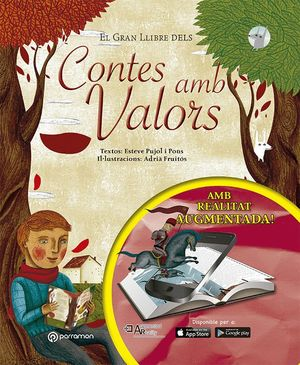 EL GRAN LLIBRE DELS CONTES AMB VALORS