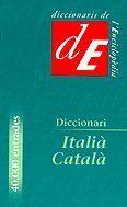 DICCIONARI ITALIÀ CATALÀ