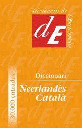 DICCIONARI NEERLANDÈS CATALÀ