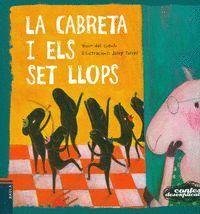 LA CABRETA I ELS SET LLOPS