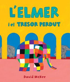 L'ELMER I EL TRESOR PERDUT (L'ELMER. ÀLBUM IL·LUSTRAT)