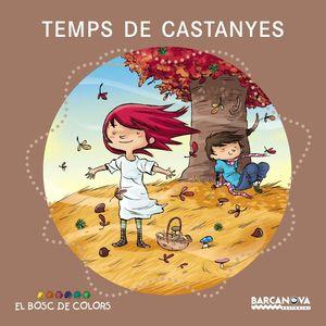 BOSC TEMPS DE CASTANYES