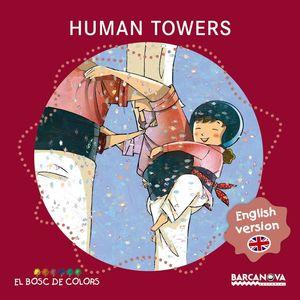 HUMAN TOWERS