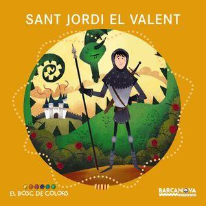 SANT JORDI EL VALENT