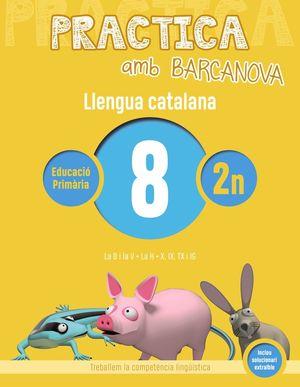 PRACTICA AMB BARCANOVA 8. LLENGUA CATALANA