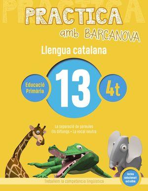 PRACTICA AMB BARCANOVA 13. LLENGUA CATALANA
