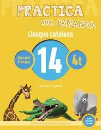PRACTICA AMB BARCANOVA 14. LLENGUA CATALANA