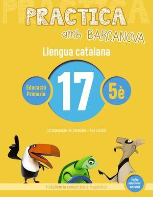PRACTICA AMB BARCANOVA 17. LLENGUA CATALANA