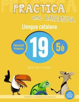 PRACTICA AMB BARCANOVA 19. LLENGUA CATALANA