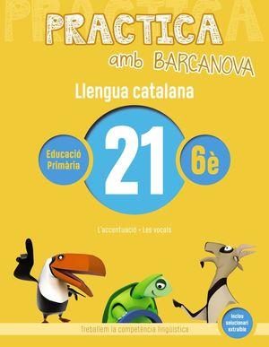 PRACTICA AMB BARCANOVA 21. LLENGUA CATALANA