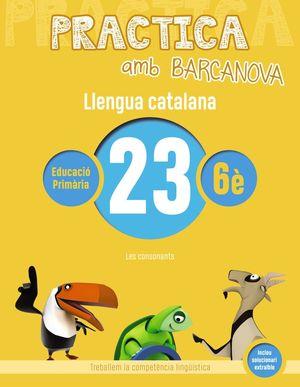 PRACTICA AMB BARCANOVA 23. LLENGUA CATALANA