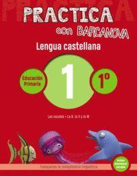 PRACTICA 1 CAST. 1R PRIM