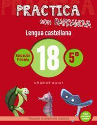 PRACTICA18 CAST.5È PRIM