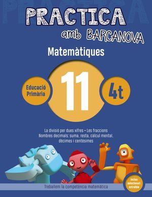 PRACTICA AMB BARCANOVA 11. MATEMÀTIQUES