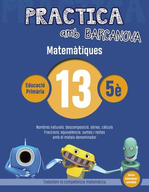 PRACTICA AMB BARCANOVA 13. MATEMÀTIQUES