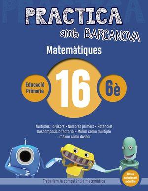 PRACTICA AMB BARCANOVA 16. MATEMÀTIQUES