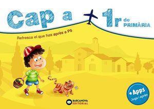 CAP A 1R DE PRIMÀRIA
