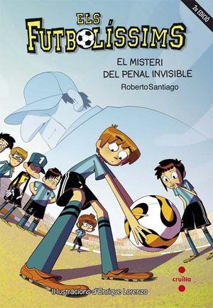 ELS FUTBOLISSIMS EL MISTERI DEL PENALTI INVISIBLE  7