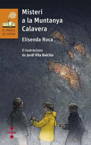 C-VVT.198 MISTERI A LA MUNTANYA CALAVERA
