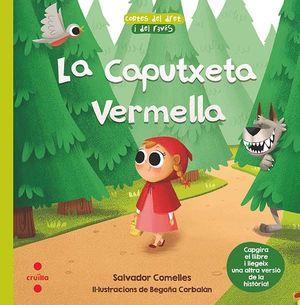 C-CDR.CAPUTXETA VERMELLA/LLOBATO VERMELL