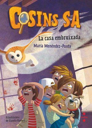 COSINS, SA 1 LA CASA EMBRUIXADA