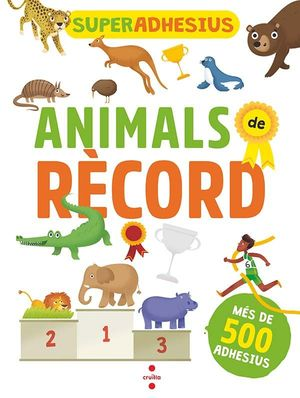 C-SUPERADHESIUS ANIMALS DE RECORD