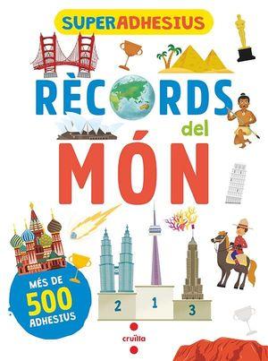 C-SUPERADHESIUS RECORDS DEL MON
