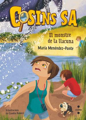 COSINS SA 05 EL MONSTRE DE LA LLACUNA