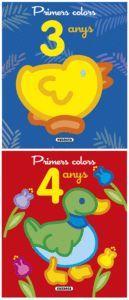 PRIMERS COLORS (2 TÍTOLS)