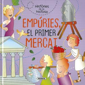 EMPURIES, EL PRIMER MERCAT