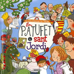 EN PATUFET I SANT JORDI