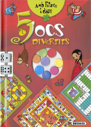 5 JOCS DIVERTITS              S3405999