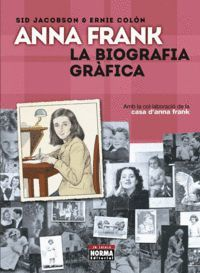 ANA FRANK LA BIOGRAFIA GRÀFICA
