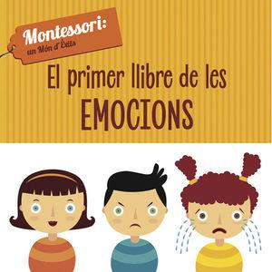EL PRIMER LLIBRE DE LES EMOCIONS (VVKIDS)