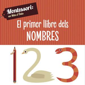 EL PRIMER LLIBRE DELS NOMBRES (VVKIDS)