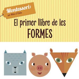 EL PRIMER LLIBRE DE LES FORMES (VVKIDS)