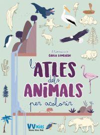 ATLES DELS ANIMALS PER ACOLORIR (VVKIDS)