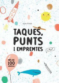 TAQUES, PUNTS I EMPREMTES (VVKIDS)