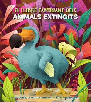 EL FASCINANT LLIBRE DELS ANIMALS EXTINGITS (VVKIDS