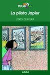LA PILOTA JAPLER, DE JORDI CERVERA
