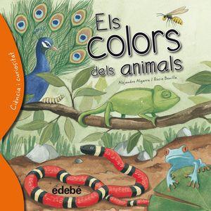 ELS COLORS DELS ANIMALS