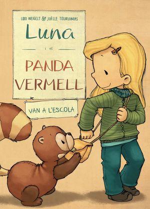 4. LUNA I EL PANDA VERMELL VAN A L'ESCOLA