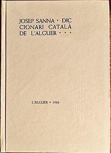 DICCIONARI CATALA DE L'ALGER