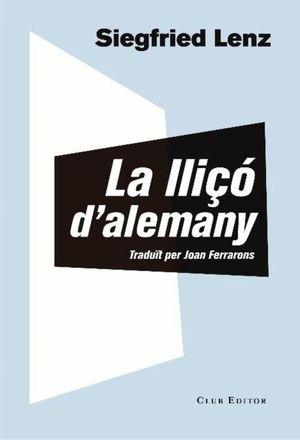 LLIÇÓ D'ALEMANY, LA
