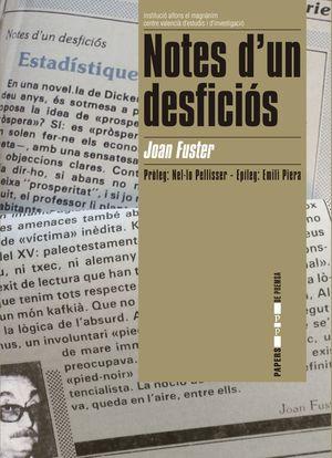 NOTES D'UN DESFICIÓS