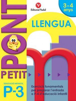 PETIT PONT P3 LLENGUA