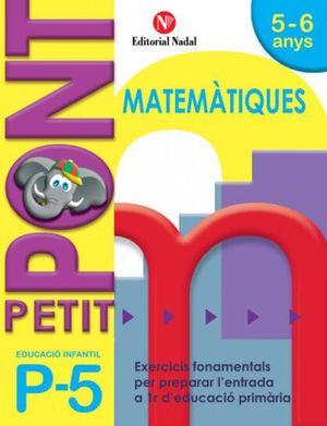 PETIT PONT NOMBRES P5