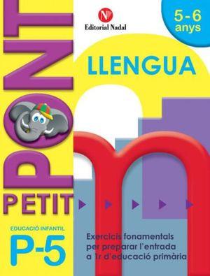 PETIT PONT P5 LLENGUA